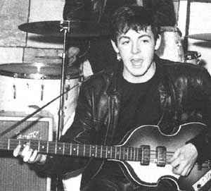 Paul Mccartney Live At The Cavern Club